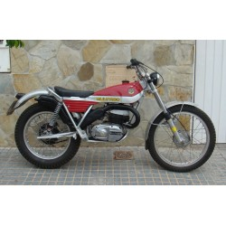 BULTACO SHERPA T MOD. 124.  KIT CAMPEON. 250 cc