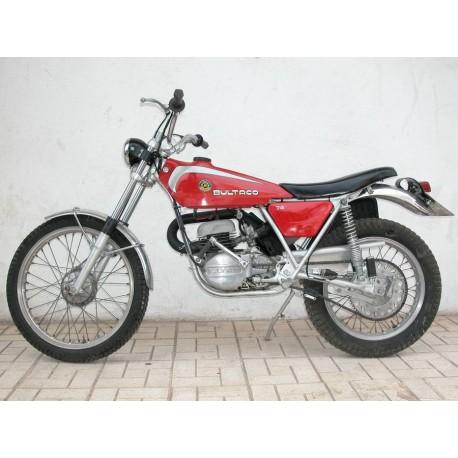 BULTACO SHERPA T 74 cc MODELO 184