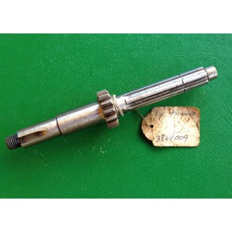 Montesa Cappra 125, eje primario Original con referencia 3864.009, 14 dientes. NUEVO