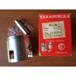PISTON TARABUSI A MEDIDA 70 PARA MONTESA 250 cc, CAPPRA, ENDURO, RAPITA Y KING SCORPION MODELO 44